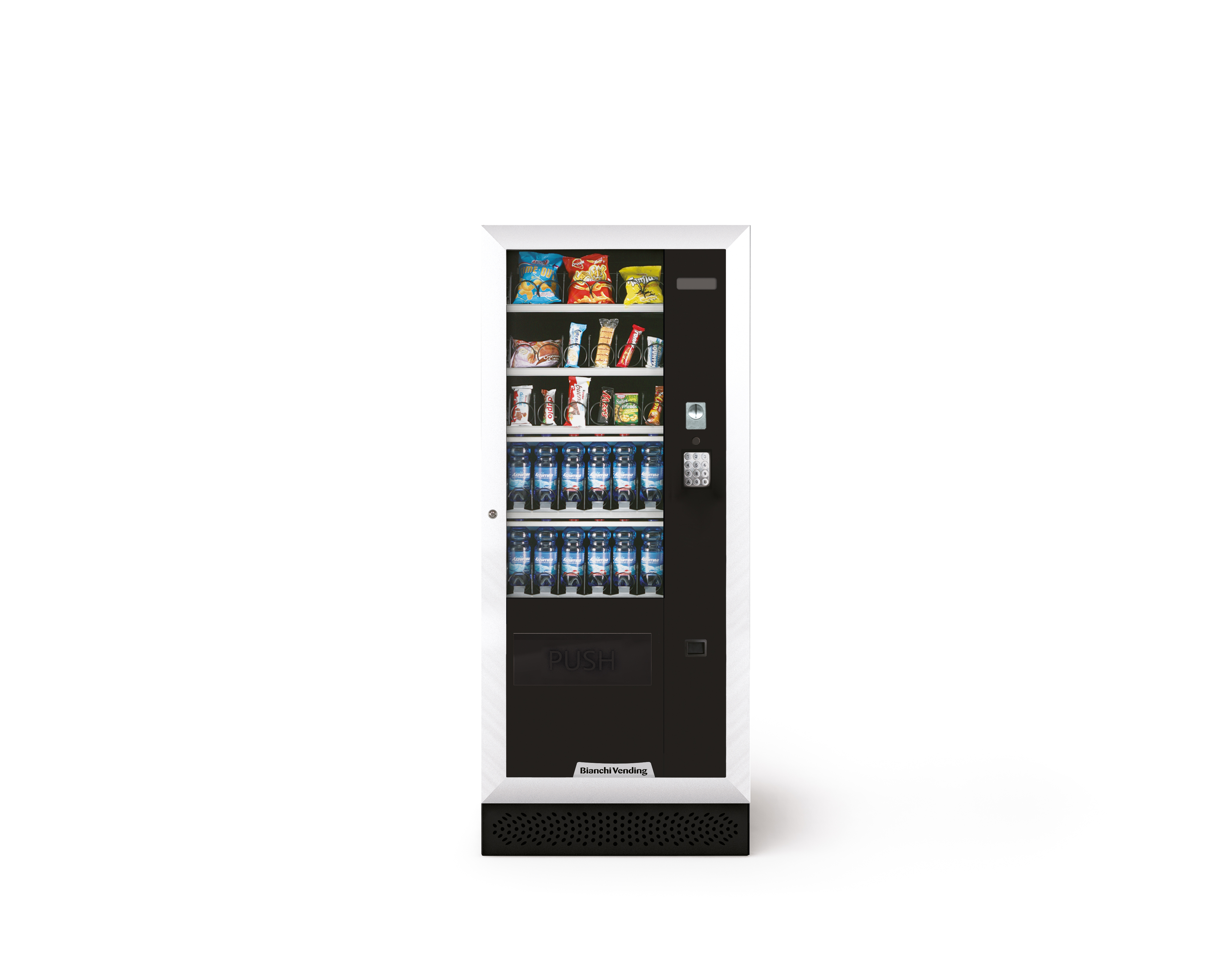 Máquina snacks Arial M